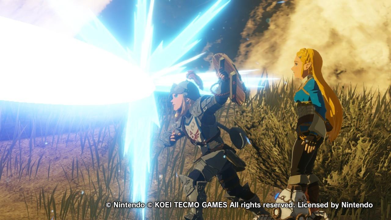 Recenzja Hyrule Warriors Age Of Calamity Podroz Do Przeszlosci W Najlepszym Wydaniu