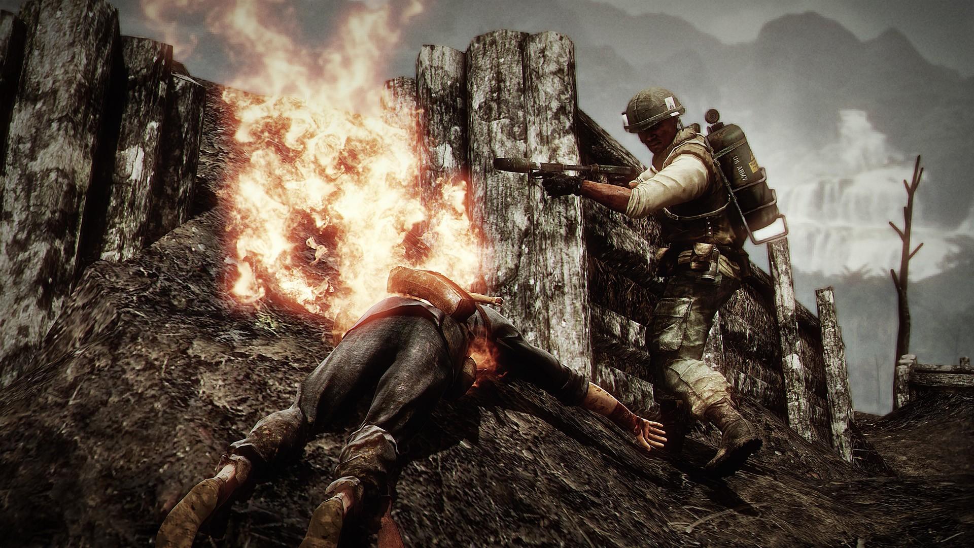 Battlefield Bad Company 2 Vietnam Pierwsze Wrazenia Ea Showcase November 2010