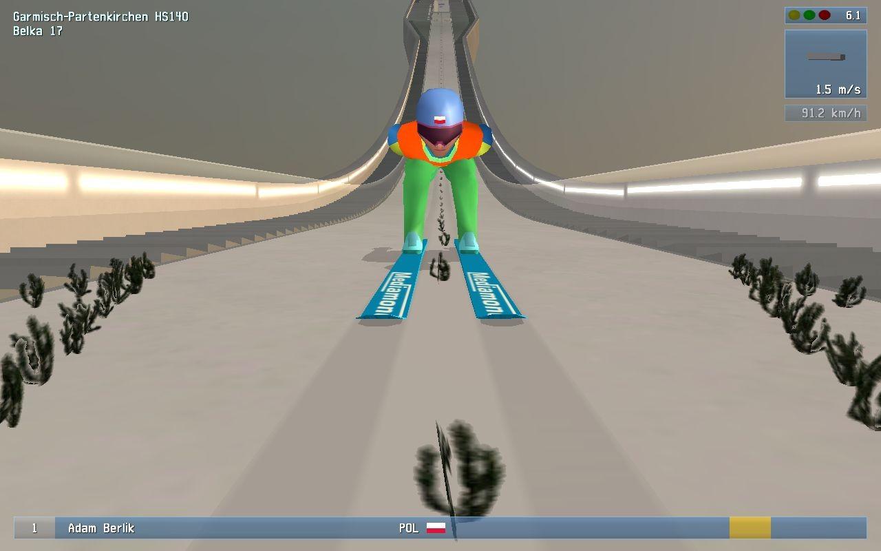 Deluxe Ski Jump Online