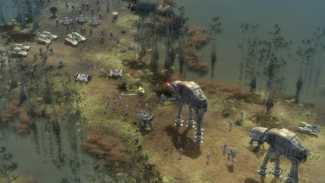 Petroglyph może pracować nad strategią Star Wars: Empire at War 2