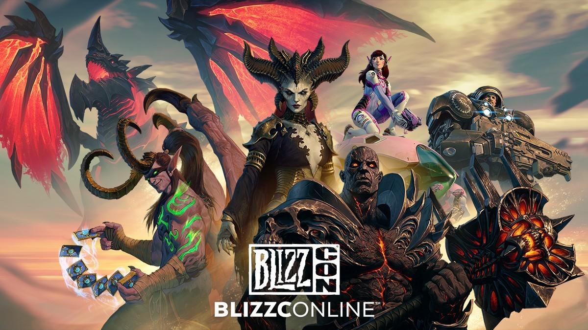 Moc atrakcji na Blizzconline? Blizzard z oficjalnym zaproszeniem na wydarzenie