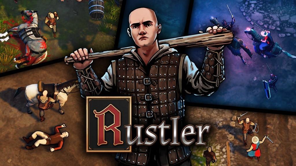 Rustler, czyli średniowieczne GTA z datą premiery w Early Access