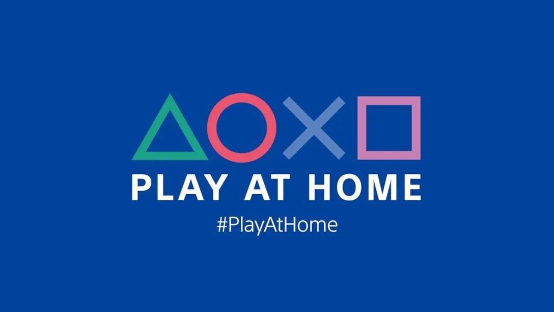 Powraca Play At Home! Sony rozda darmowe gry – pierwsza już w marcu