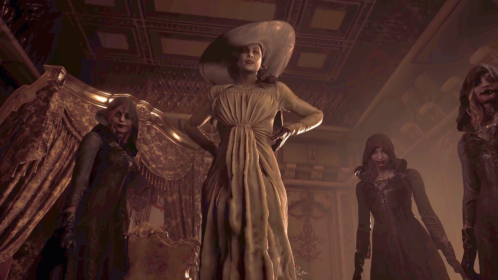 Resident Evil: Village to gra z otwartym światem? Nowe informacje