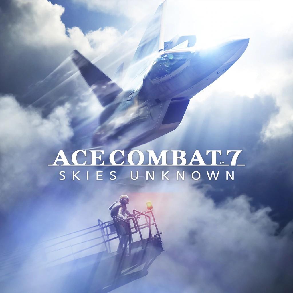 Ace Combat 7: Skies Unknown z rekordem sprzedaży i jubileuszową aktualizacją