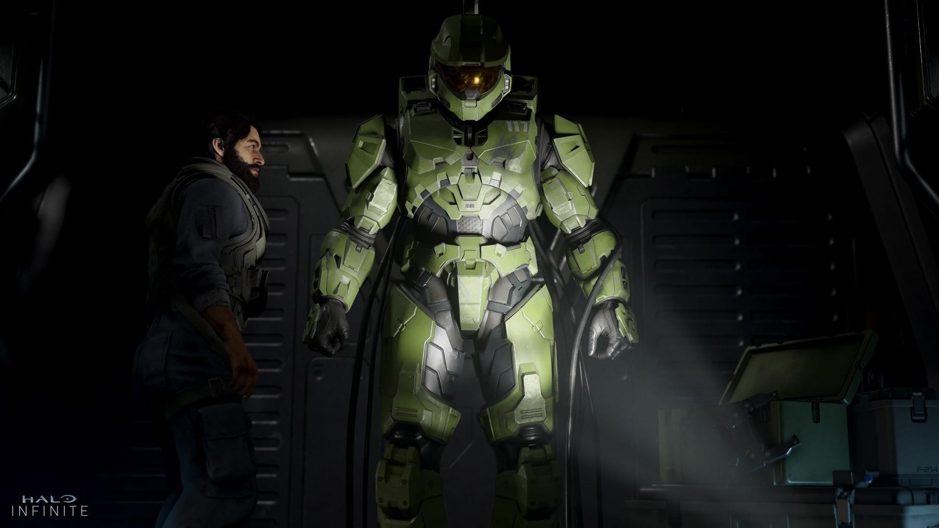 Halo Infinite nie powtórzy błędów Cyberpunka. Twórcy informują o postępach