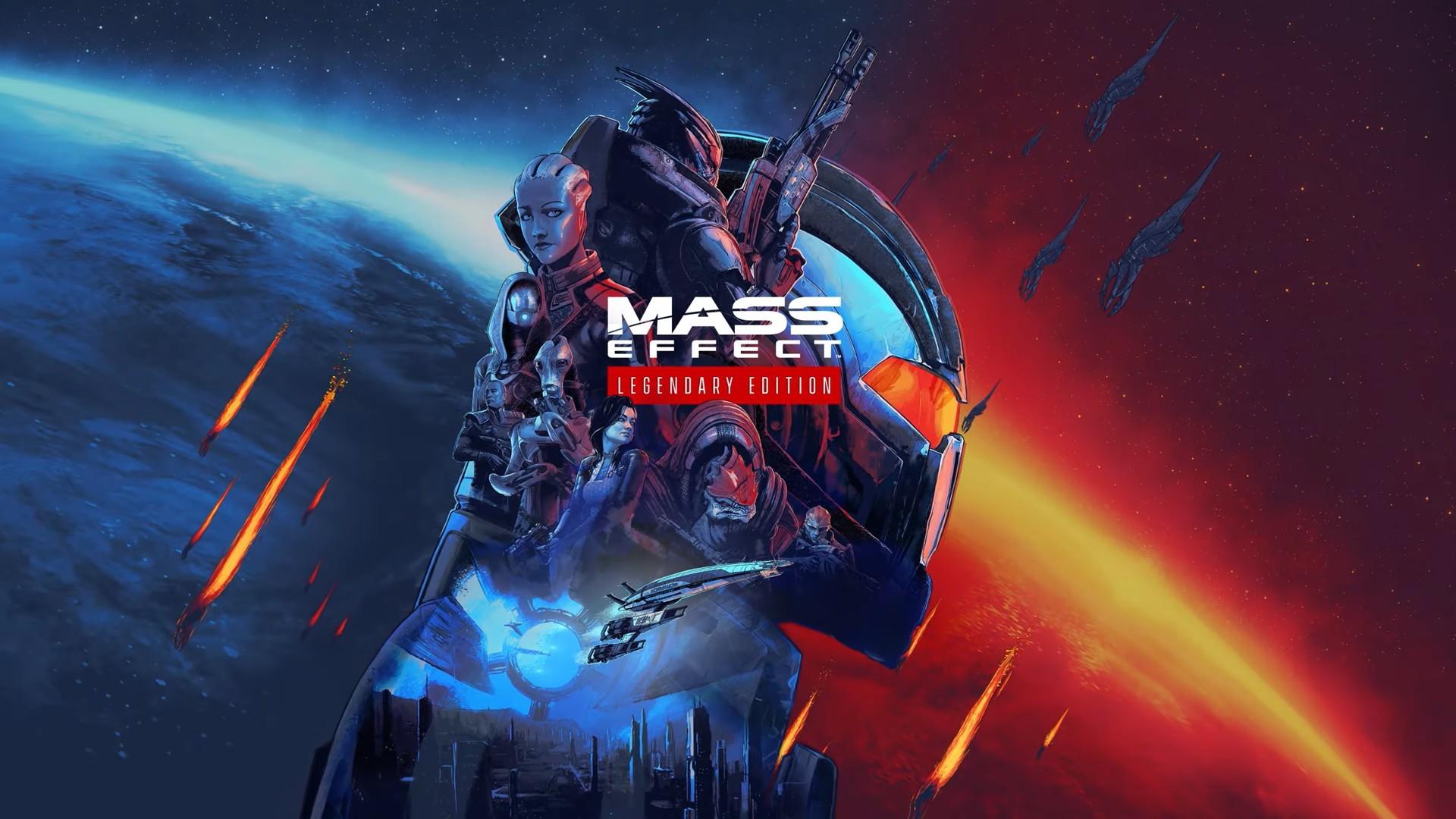 Mass Effect: Legendary Edition na zwiastunie. Mamy datę premiery!