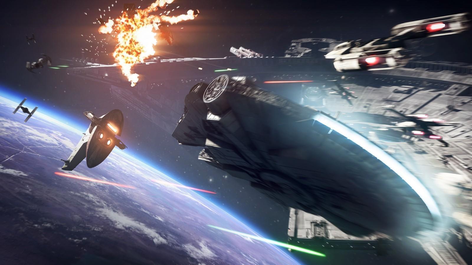 Darmowe Star Wars Battlefront 2 pokonało serwery Electronic Arts