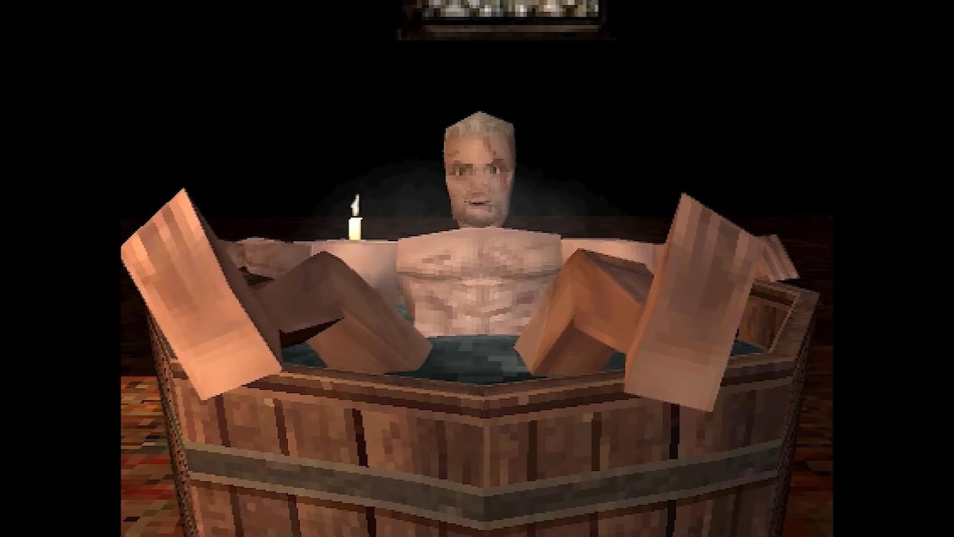 Wiedźmin 3 na pierwszym PlayStation? Zobaczcie demake produkcji CD Projekt RED