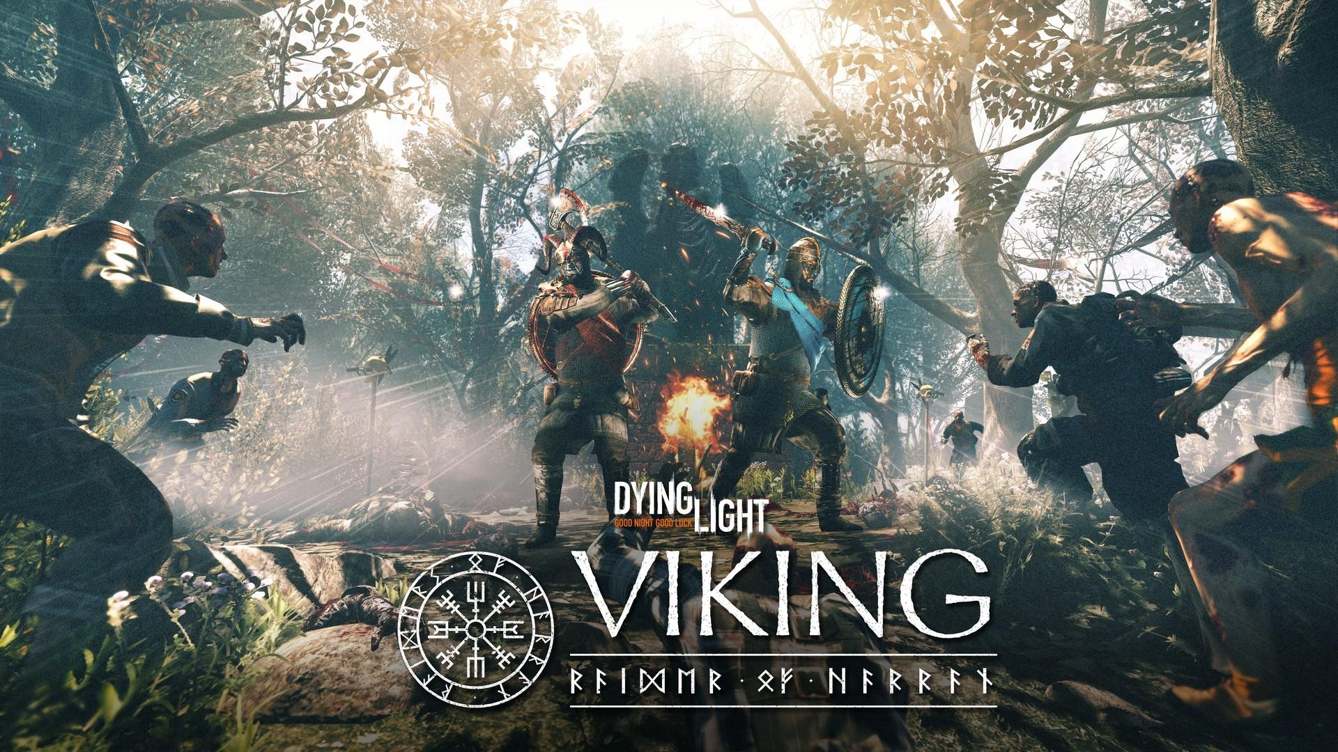 Dying Light z nowym DLC. Do walki z zombie dołączają dzielni wikingowie